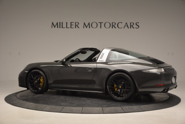 Used 2016 Porsche 911 Targa 4 GTS for sale Sold at Bentley Greenwich in Greenwich CT 06830 4