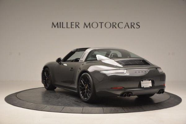 Used 2016 Porsche 911 Targa 4 GTS for sale Sold at Bentley Greenwich in Greenwich CT 06830 5