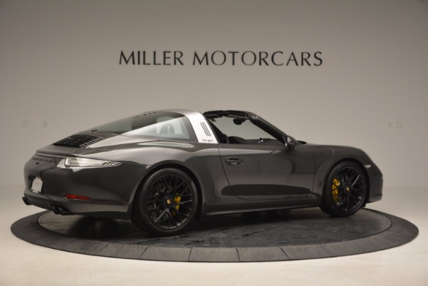Used 2016 Porsche 911 Targa 4 GTS for sale Sold at Bentley Greenwich in Greenwich CT 06830 8
