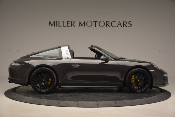 Used 2016 Porsche 911 Targa 4 GTS for sale Sold at Bentley Greenwich in Greenwich CT 06830 9