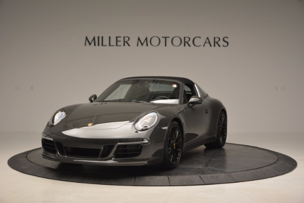 Used 2016 Porsche 911 Targa 4 GTS for sale Sold at Bentley Greenwich in Greenwich CT 06830 1