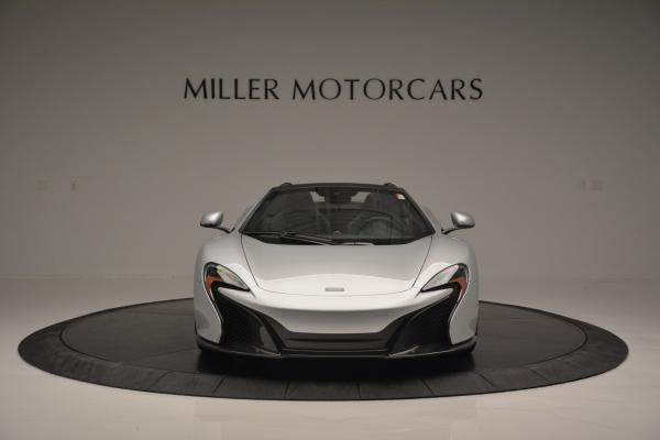 New 2016 McLaren 650S Spider for sale Sold at Bentley Greenwich in Greenwich CT 06830 10