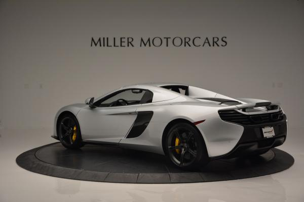 New 2016 McLaren 650S Spider for sale Sold at Bentley Greenwich in Greenwich CT 06830 14