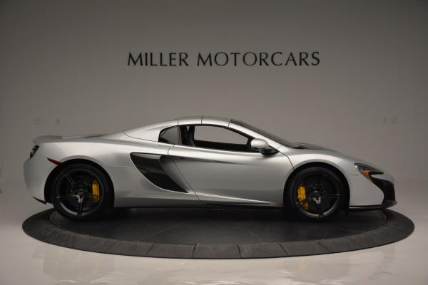 New 2016 McLaren 650S Spider for sale Sold at Bentley Greenwich in Greenwich CT 06830 17