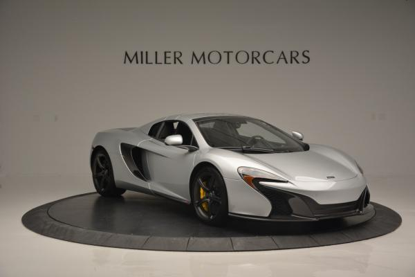 New 2016 McLaren 650S Spider for sale Sold at Bentley Greenwich in Greenwich CT 06830 18