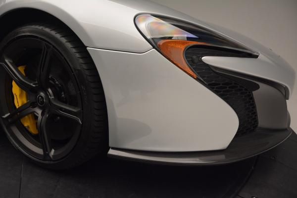 New 2016 McLaren 650S Spider for sale Sold at Bentley Greenwich in Greenwich CT 06830 28