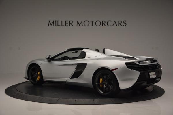 New 2016 McLaren 650S Spider for sale Sold at Bentley Greenwich in Greenwich CT 06830 4