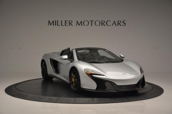New 2016 McLaren 650S Spider for sale Sold at Bentley Greenwich in Greenwich CT 06830 9
