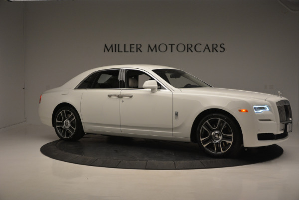 New 2017 Rolls-Royce Ghost for sale Sold at Bentley Greenwich in Greenwich CT 06830 10