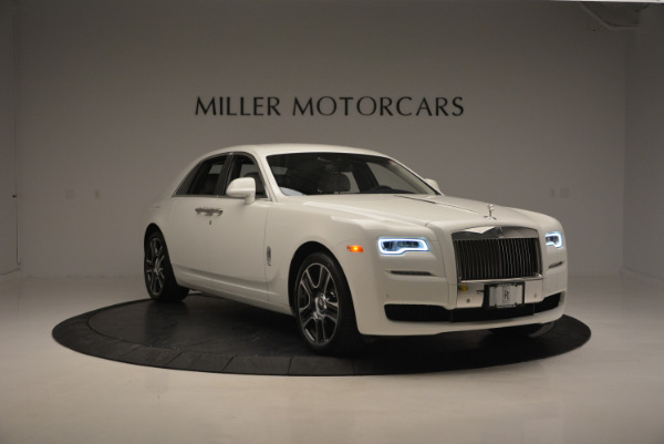New 2017 Rolls-Royce Ghost for sale Sold at Bentley Greenwich in Greenwich CT 06830 11