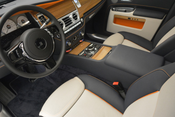 New 2017 Rolls-Royce Ghost for sale Sold at Bentley Greenwich in Greenwich CT 06830 16
