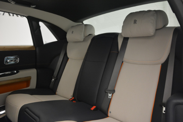 New 2017 Rolls-Royce Ghost for sale Sold at Bentley Greenwich in Greenwich CT 06830 24