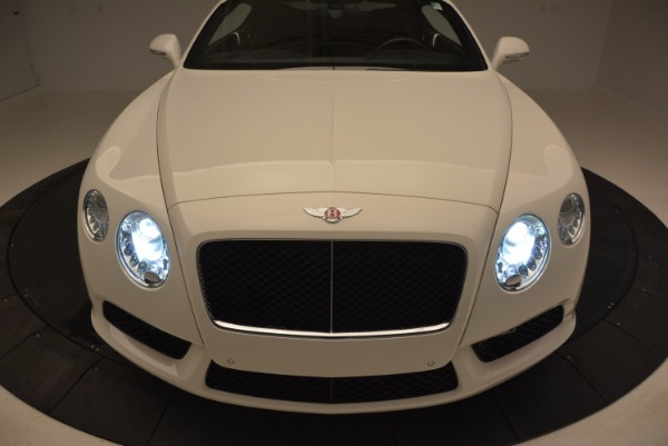 Used 2013 Bentley Continental GT V8 for sale Sold at Bentley Greenwich in Greenwich CT 06830 16