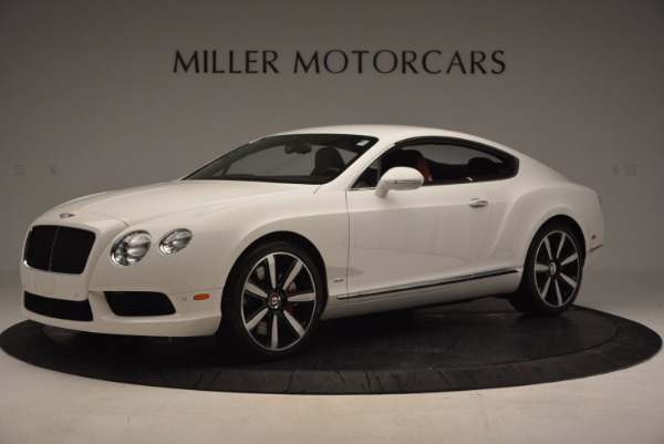 Used 2013 Bentley Continental GT V8 for sale Sold at Bentley Greenwich in Greenwich CT 06830 2