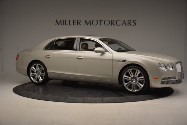 Used 2016 Bentley Flying Spur W12 for sale Sold at Bentley Greenwich in Greenwich CT 06830 11
