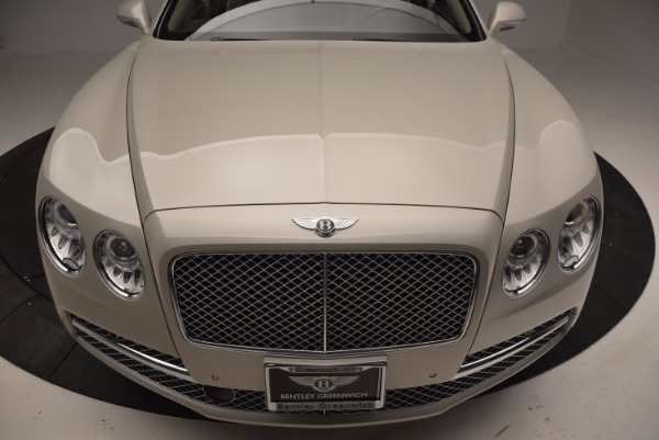 Used 2016 Bentley Flying Spur W12 for sale Sold at Bentley Greenwich in Greenwich CT 06830 17