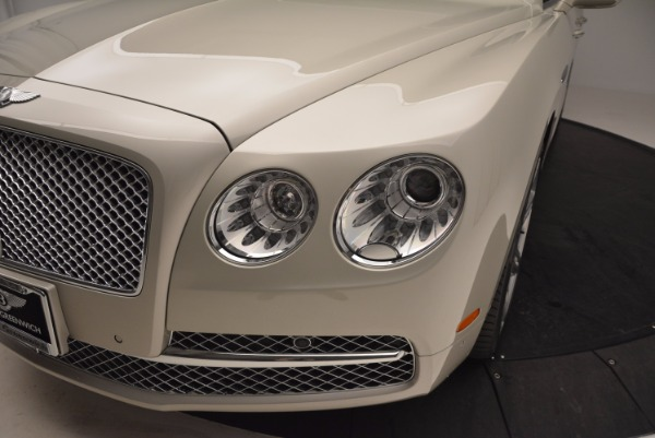 Used 2016 Bentley Flying Spur W12 for sale Sold at Bentley Greenwich in Greenwich CT 06830 18