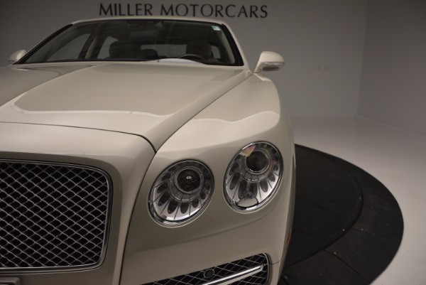 Used 2016 Bentley Flying Spur W12 for sale Sold at Bentley Greenwich in Greenwich CT 06830 19