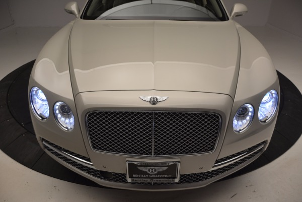 Used 2016 Bentley Flying Spur W12 for sale Sold at Bentley Greenwich in Greenwich CT 06830 23