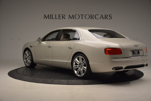 Used 2016 Bentley Flying Spur W12 for sale Sold at Bentley Greenwich in Greenwich CT 06830 5