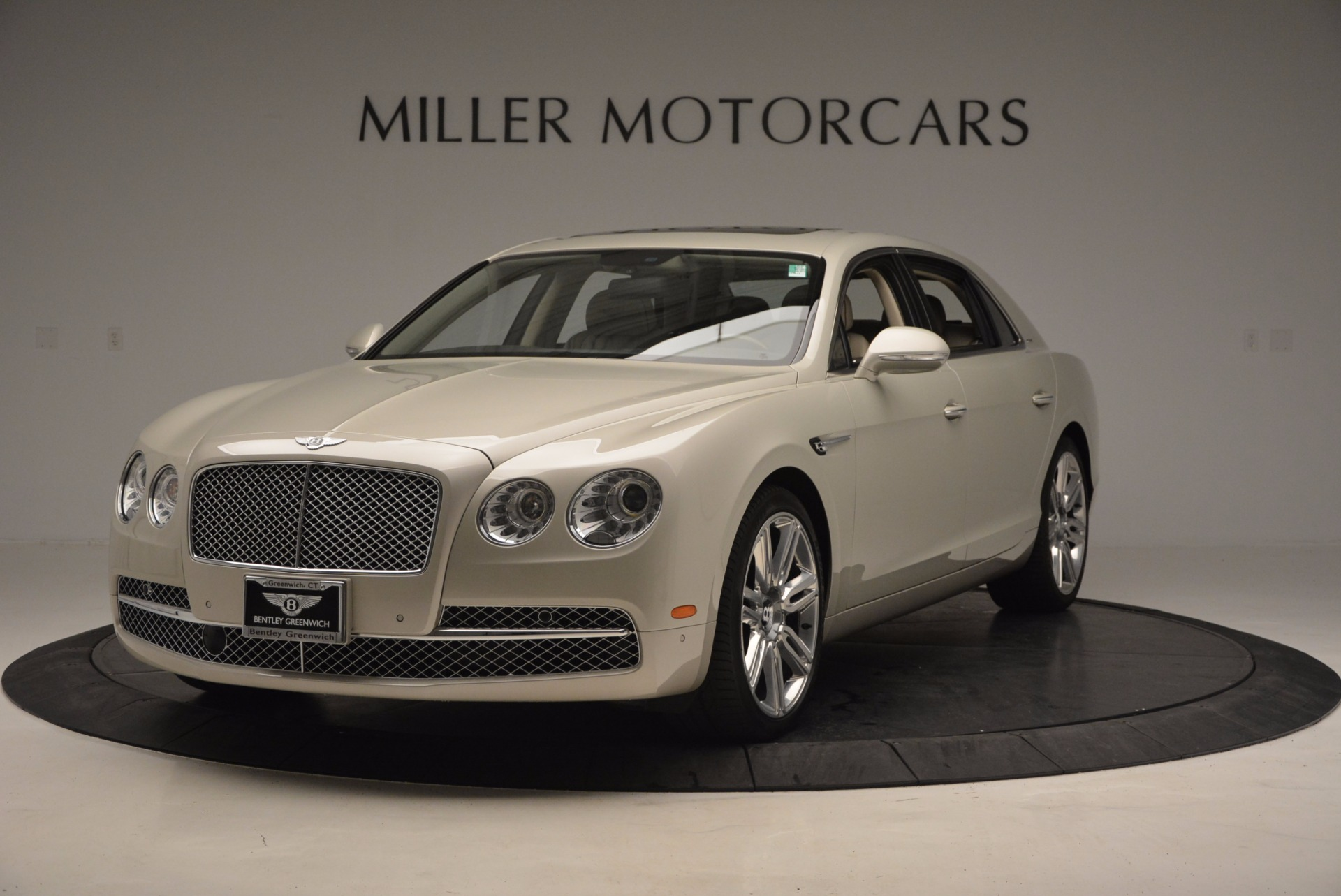 Used 2016 Bentley Flying Spur W12 for sale Sold at Bentley Greenwich in Greenwich CT 06830 1