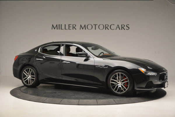 Used 2014 Maserati Ghibli S Q4 for sale Sold at Bentley Greenwich in Greenwich CT 06830 10