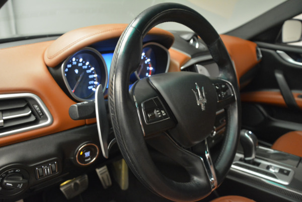 Used 2014 Maserati Ghibli S Q4 for sale Sold at Bentley Greenwich in Greenwich CT 06830 15