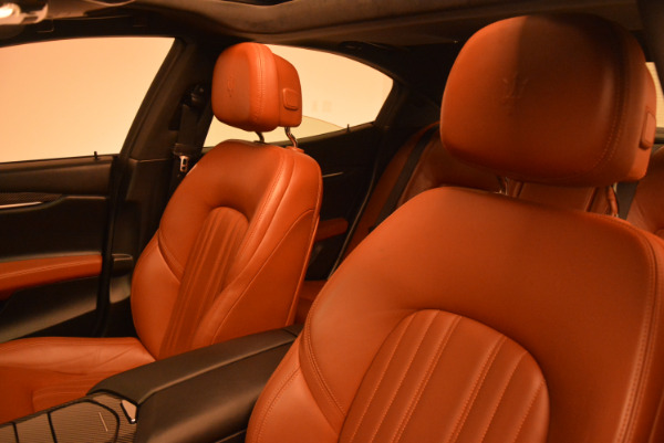 Used 2014 Maserati Ghibli S Q4 for sale Sold at Bentley Greenwich in Greenwich CT 06830 16