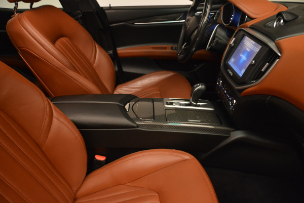 Used 2014 Maserati Ghibli S Q4 for sale Sold at Bentley Greenwich in Greenwich CT 06830 21