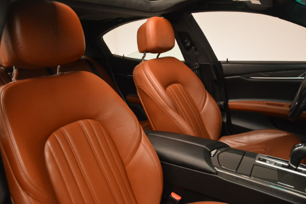 Used 2014 Maserati Ghibli S Q4 for sale Sold at Bentley Greenwich in Greenwich CT 06830 22