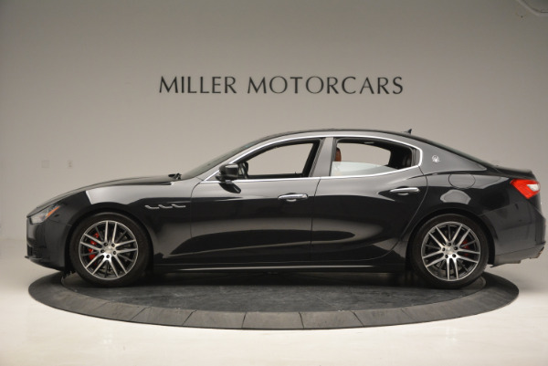 Used 2014 Maserati Ghibli S Q4 for sale Sold at Bentley Greenwich in Greenwich CT 06830 3