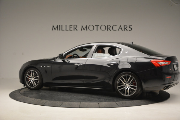 Used 2014 Maserati Ghibli S Q4 for sale Sold at Bentley Greenwich in Greenwich CT 06830 4