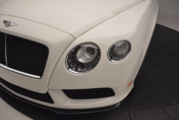 Used 2014 Bentley Continental GT V8 S for sale Sold at Bentley Greenwich in Greenwich CT 06830 14