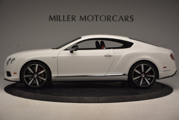 Used 2014 Bentley Continental GT V8 S for sale Sold at Bentley Greenwich in Greenwich CT 06830 3