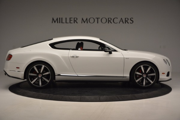 Used 2014 Bentley Continental GT V8 S for sale Sold at Bentley Greenwich in Greenwich CT 06830 9