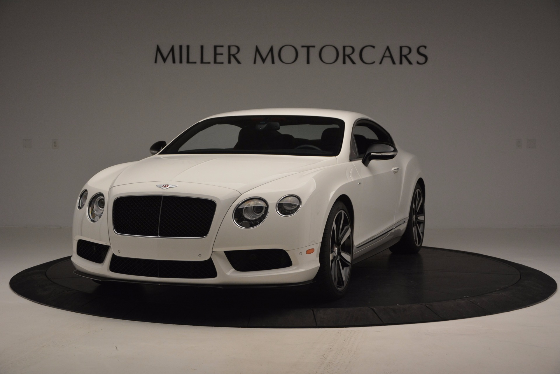 Used 2014 Bentley Continental GT V8 S for sale Sold at Bentley Greenwich in Greenwich CT 06830 1