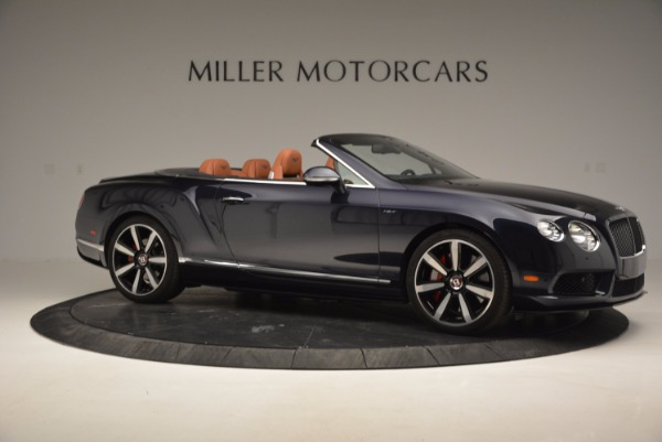 Used 2015 Bentley Continental GT V8 S for sale Sold at Bentley Greenwich in Greenwich CT 06830 10
