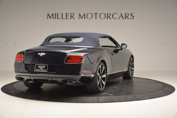 Used 2015 Bentley Continental GT V8 S for sale Sold at Bentley Greenwich in Greenwich CT 06830 19