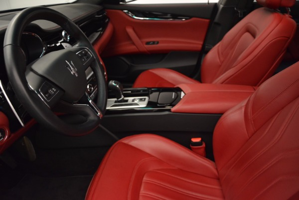 Used 2015 Maserati Quattroporte S Q4 for sale Sold at Bentley Greenwich in Greenwich CT 06830 14