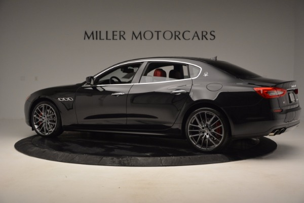 Used 2015 Maserati Quattroporte S Q4 for sale Sold at Bentley Greenwich in Greenwich CT 06830 4
