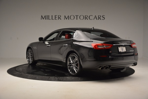Used 2015 Maserati Quattroporte S Q4 for sale Sold at Bentley Greenwich in Greenwich CT 06830 5