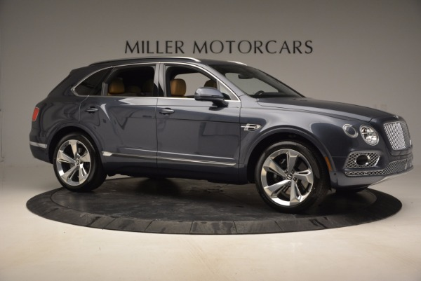 New 2017 Bentley Bentayga for sale Sold at Bentley Greenwich in Greenwich CT 06830 10