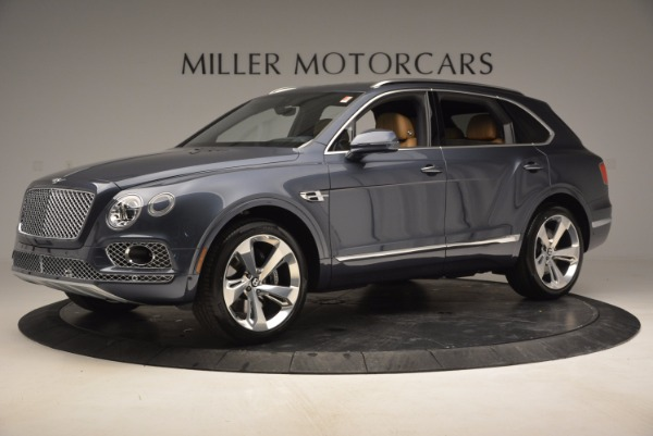 New 2017 Bentley Bentayga for sale Sold at Bentley Greenwich in Greenwich CT 06830 2