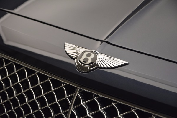 New 2017 Bentley Bentayga for sale Sold at Bentley Greenwich in Greenwich CT 06830 20