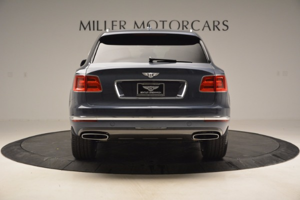 New 2017 Bentley Bentayga for sale Sold at Bentley Greenwich in Greenwich CT 06830 6