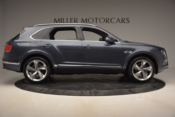 New 2017 Bentley Bentayga for sale Sold at Bentley Greenwich in Greenwich CT 06830 9