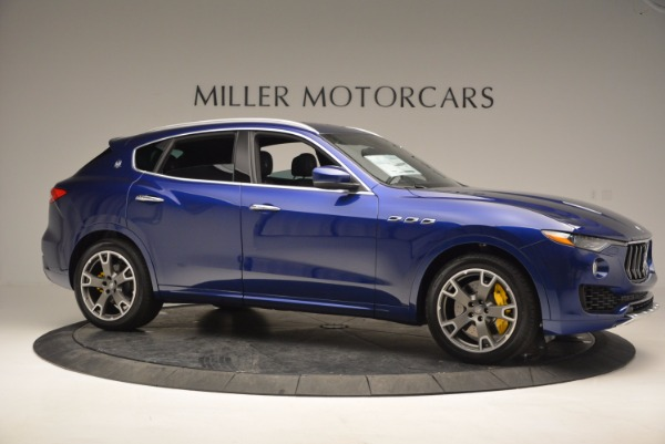 New 2017 Maserati Levante S Q4 for sale Sold at Bentley Greenwich in Greenwich CT 06830 10