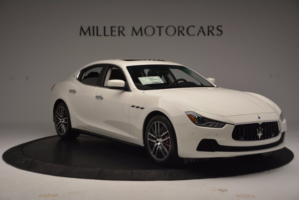 Used 2017 Maserati Ghibli S Q4 for sale Sold at Bentley Greenwich in Greenwich CT 06830 12