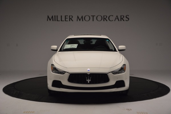 Used 2017 Maserati Ghibli S Q4 for sale Sold at Bentley Greenwich in Greenwich CT 06830 13