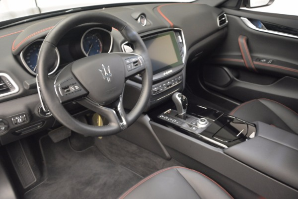 Used 2017 Maserati Ghibli S Q4 for sale Sold at Bentley Greenwich in Greenwich CT 06830 14
